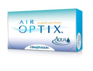 Air Optix Aqua (3 Pack)
