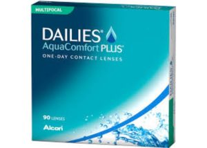 DAILIES AquaComfort Plus Progressives 90 Pack