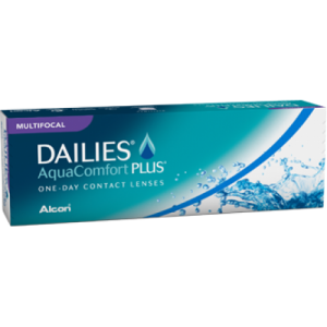 DAILIES AquaComfort Plus Progressives 30 Pack