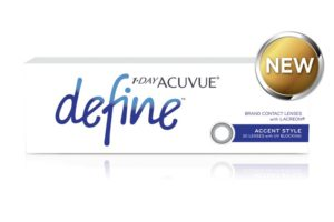 1 Day Acuvue Define with Lacreon