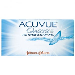 Acuvue Oasys with Hydraclear – 6 Lenses