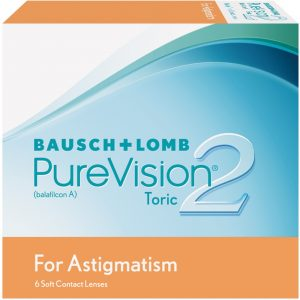 PureVision HD 2 for Astigmatism