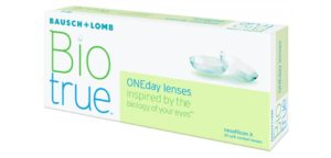 BioTrue ONEday Lens 30 Pack