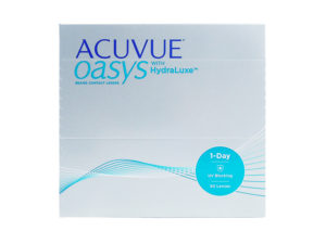 1-Day Acuvue Oasys with Hydraluxe 90 Pack