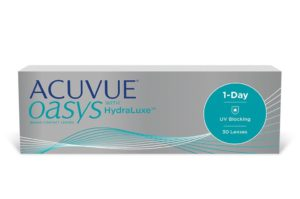 1-Day Acuvue Oasys with Hydralux 30 Pack
